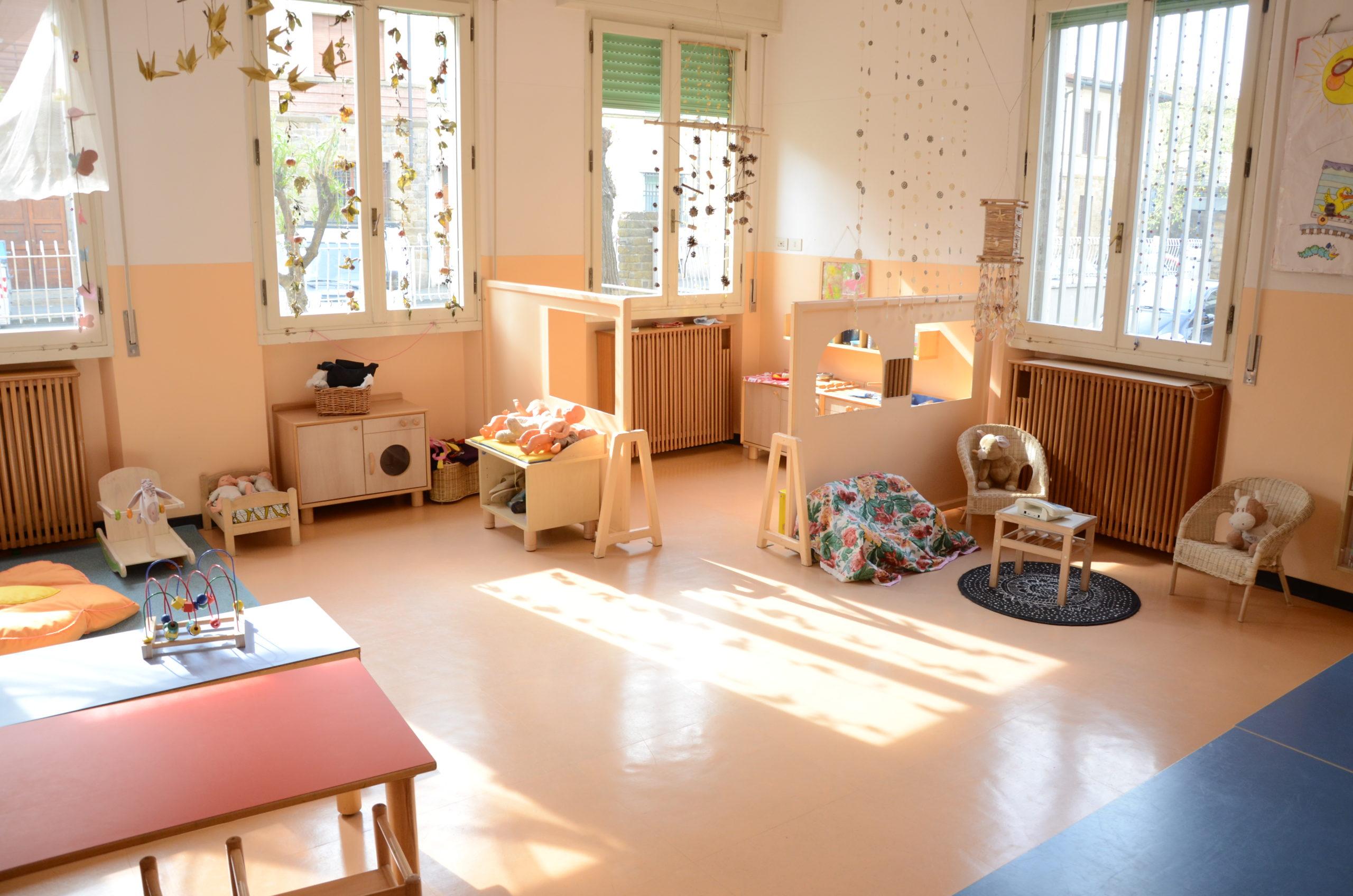 Nido d'infanzia Primi Passi - Istituto San Gregorio