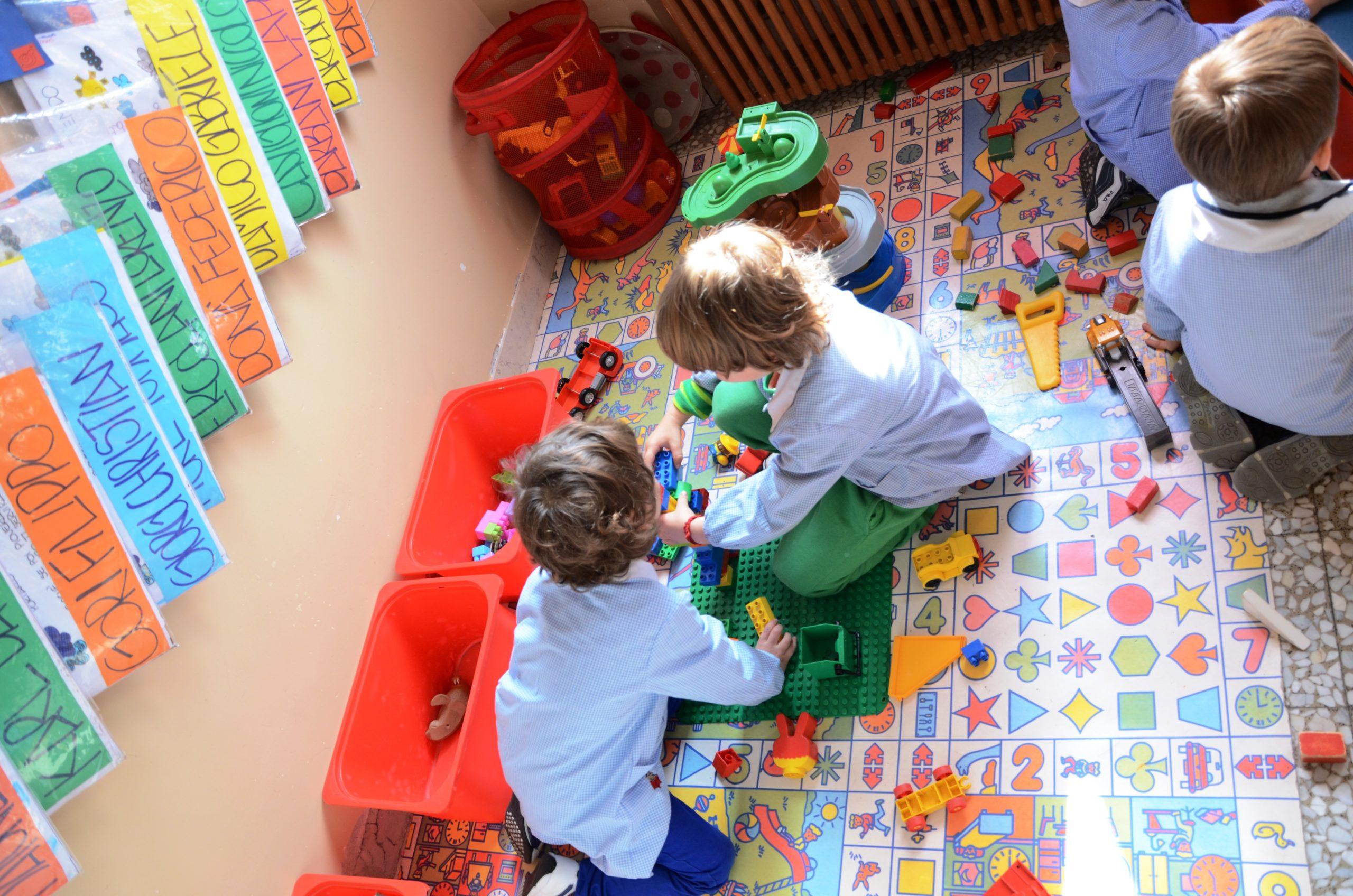 Scuola dell'infanzia Istituto San Gregorio