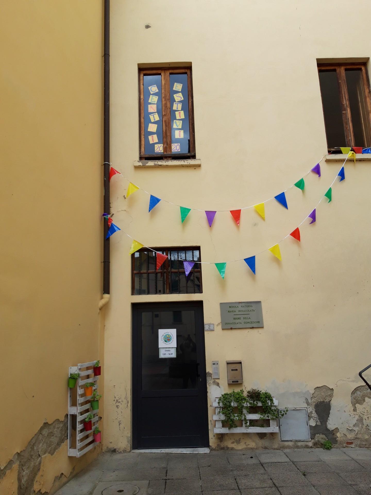 Scuola Maria Immacolata Incisa Valdarno